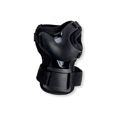 Rollerblade Unisex– Erwachsene Skate Gear WRISTGUARD Protective, Black, L
