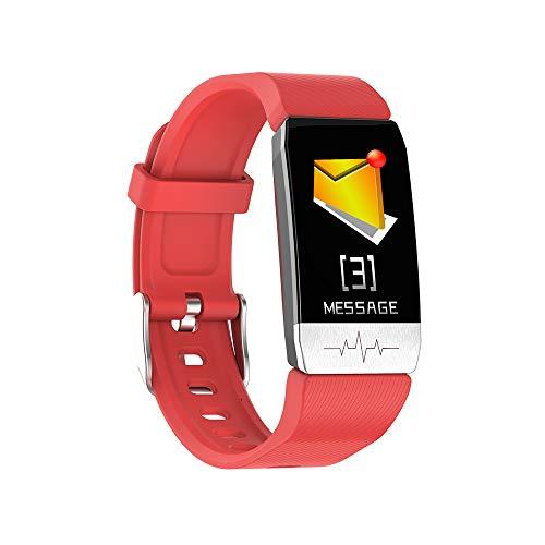 Orologio Smartwatch con Misurazione Temperatura e cardio frequenzimetro