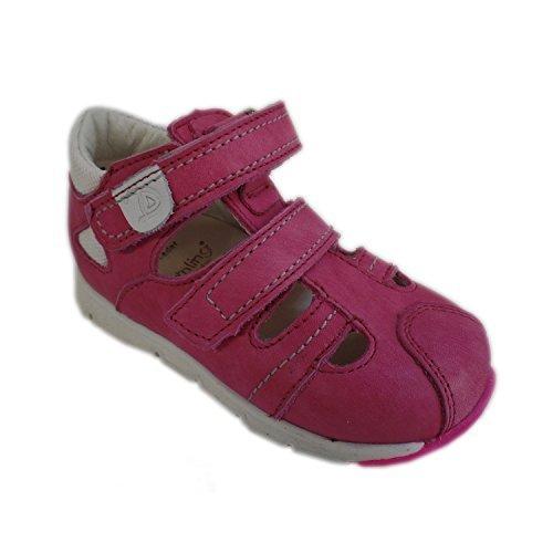 Daumling, meisjes, sandalen, 10071M06, roze, maat 22