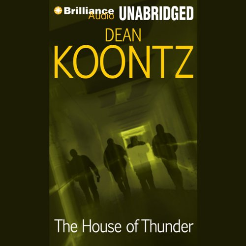 The House of Thunder audiobook cover art