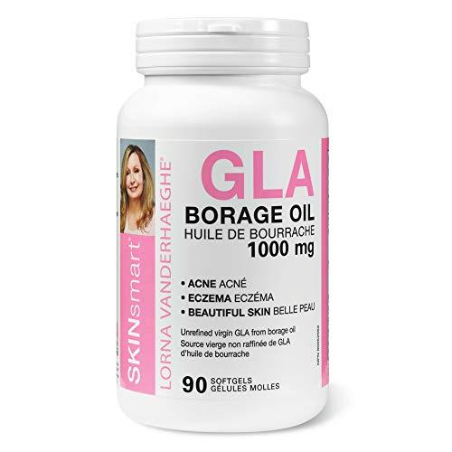 Lorna Vanderhaeghe GLA Borage Oil 1000 mg | 90 Softgels