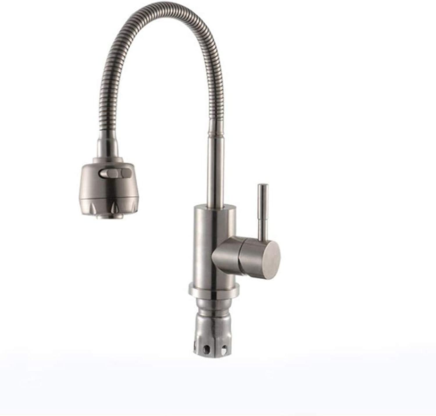 Water Tap Kitchen Taps Faucet Modern Kitchen Sink Taps Stainless Steelthe Sink Faucet 360 Turns to The Kitchen Dishwash Basin Double Faucet