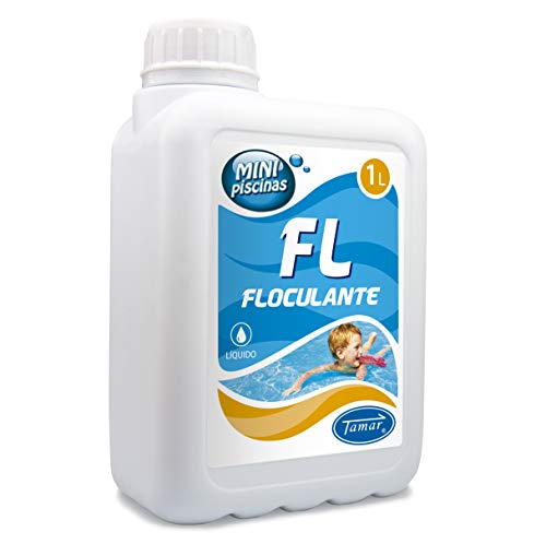 Tamar Floculante Liquido Especial para Mini Piscinas, 1 Litro