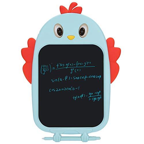 Gaeirt Tablero de Dibujo del LCD, Peine Suave del Tablero de Escritura a Mano del LCD de Larga Espera para los niños para los Patrones de Las Formas
