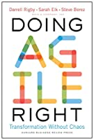 Doing Agile Right: Transformation Without Chaos Front Cover