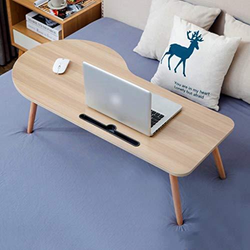 Laptop Bed Tray Table Laptop Bed Table Lap Desk Portable Permanent Bureau Opvouwbaar Dienblad van het Ontbijt Eettafel Folding Notebook Stand Reading Holder