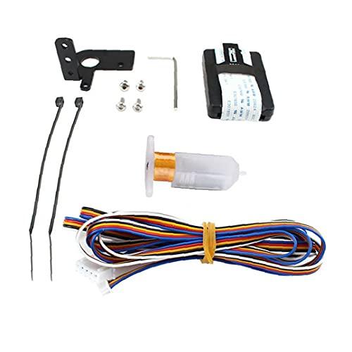 Jorzer Bl Touch Auto Bed Leveling Sensor Module Kit 3d Printer Accessories Auto Leveling Sensor Compatible with Ender 3/5 3d Printer Accessories