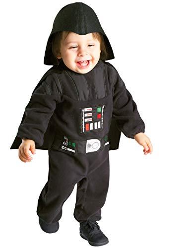 Rubie 's Offizielle Disney Star Wars Darth Vader Kleinkind, Kinder Kostüm–Kleinkind - 24 Monate
