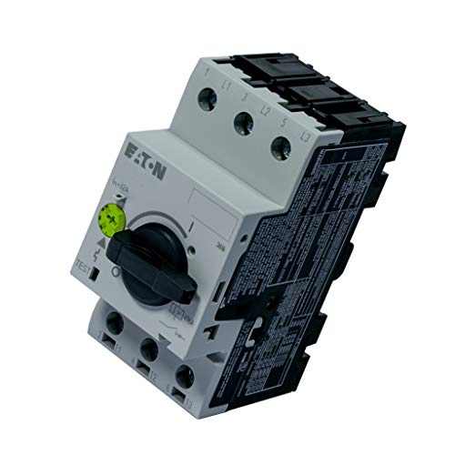 PKZM0-10 Interruttori per motori 4kW 220-690VAC DIN IP20 -25-55°C EATON ELECTRIC