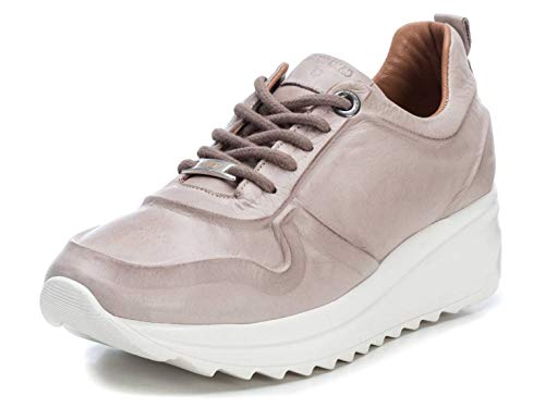 CARMELA 67143, Zapatillas Mujer, Hielo, 39 EU