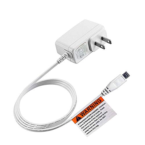 for Motorola MBP854CONNECT MBP854 Baby Monitor Charger Power Cord Replacement Adapter Supply Compatible with MBP854CONNECT-2 MBP854CONNECT-3 MBP855CONNECT MBP853CONNECT MBP35S MBP36XL 5.0V, 6.6Ft
