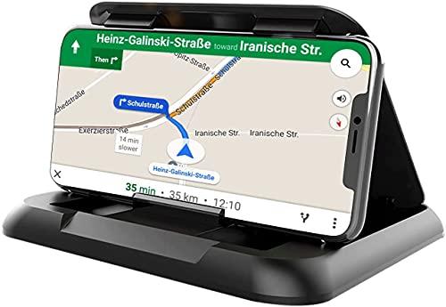 Soporte Móvil para Coche Soporte Movil Coche Universal Soporte TeléFono Coche Para Xiaomi Iphone 12/11 Pro / 11 / Xs Max / Xr / X / 8 / 6s Plus Galaxy S30 S10 Note 10+ Partner Huawei 40