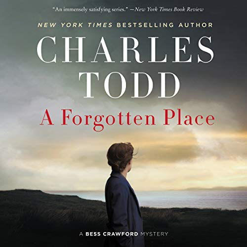 A Forgotten Place audiobook cover art