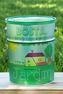 Fertilizante Orgânico Bosta Em Lata Jardim 16 Kg