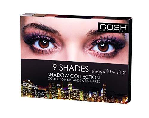 Gosh Copenhagen, Makeup Palette (001)–1Stück