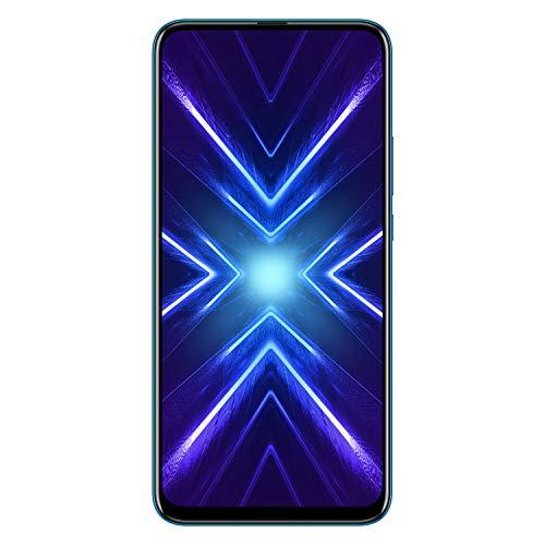 Honor 9X - Smartphone 128GB, 4GB RAM, Dual Sim, Sapphire Blue