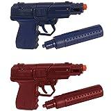 Wowow Toys & Games Swat Mission Pack Of 2 Die-cast Metal Cap Gun