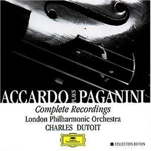 Accardo spielt Paganini