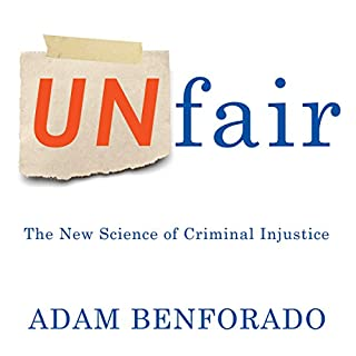 Unfair audiobook cover art
