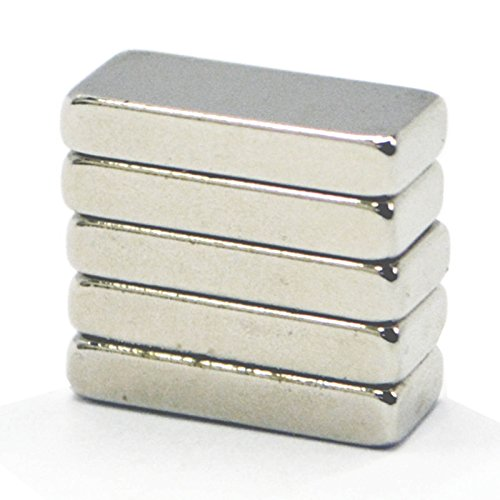 /Aimants/ SBS/® Tige aimant en n/éodyme /Ø 5/x 5/mm Adh/érence 0,9/kg/ /50/pi/èces/ /Super magn/étique