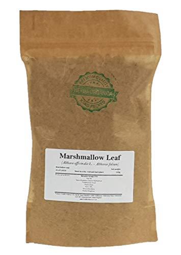 Malvavisco Hoja / Althea Officinalis L / Marshmallow Leaf # Herba Organica # Bismalva, Hierba Cañamera (100g)