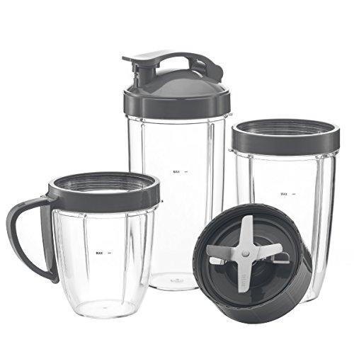 La mejor selección de vasos nutribullet Top 5. 9