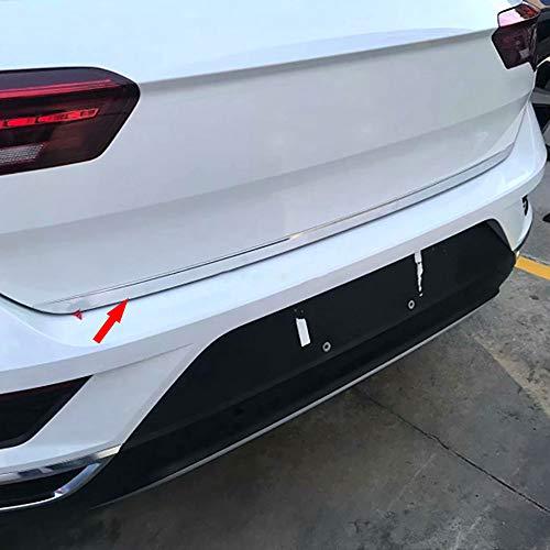 Stalen kofferbak Achterklep Edge Gegoten Achterklep Strip Achterklep Cover Stijl Trim Voor Volkswagen T-Roc TROC 2017 2018 2019