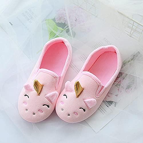 direction Zapatos Unisex,Zapatos de Luna Dibujos Animados Zapatos de Mujer Embarazada Terciopelo Grueso cálido hogar-3_38#,Zapatos Minimalistas