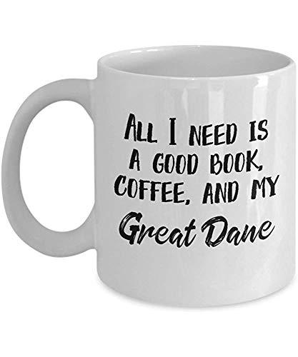 Taza Great Dane - Taza de café
