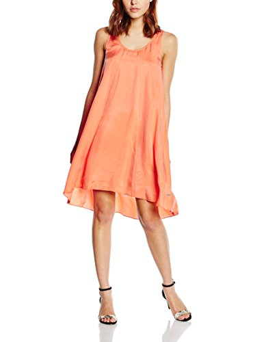 BOSS Orange Damen Acupa Kleid, Orange (Medium Orange 816), 38