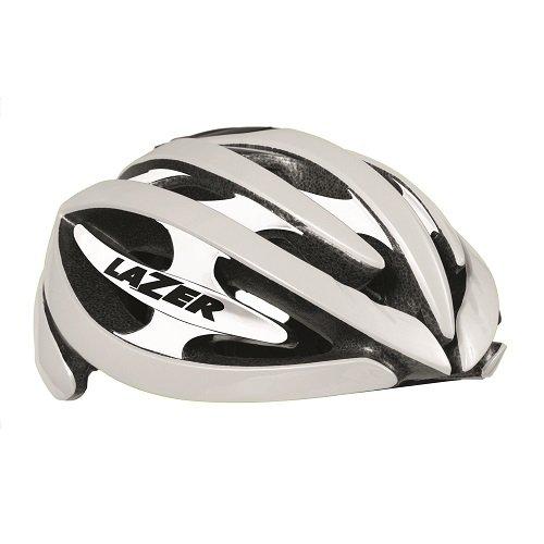 Lazer Helm Genesis Mat, White, L