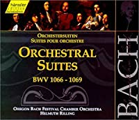 Bach: Orchestral Suites, BWV 1066-1069