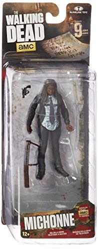 The Walking Dead Tv Series 9 - Constable Michonne Action Figure (15Cm)