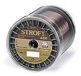 STROFT ABR - Hilo de pescar monofilamento, 1000 m Talla:0,250mm-6,40kg