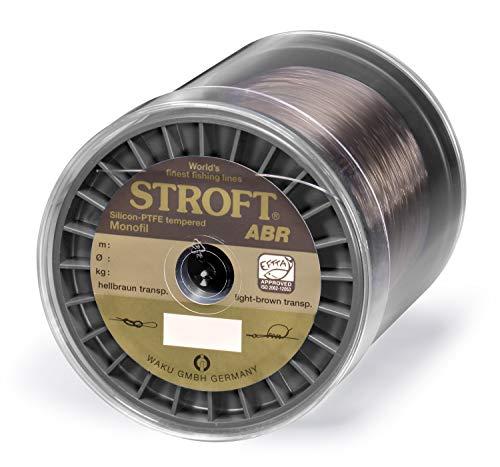 STROFT ABR - Hilo de pescar monofilamento, 1000 m Talla:0,600mm-26,00kg