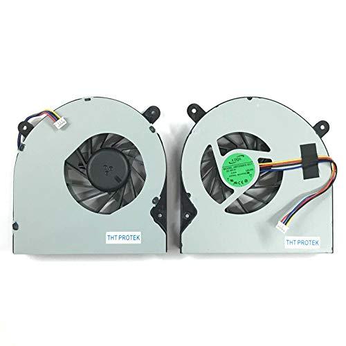 Kompatibel für ASUS G750J, G750JS, G750JX - VGA Lüfter Kühler Fan Cooler Version 2