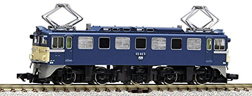 Tomix 9181 JNR Electric Locomotive Type ED62 Sealed Beam scale N