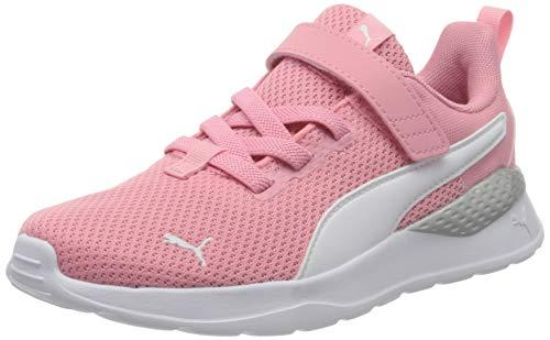 Puma Unisex Kinder Anzarun Lite Ac Ps Sneaker, Pink (Peony White), 28 EU