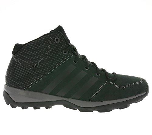 adidas les Hommes Performance Daroga Mid Lea Chaussures de Trekking Vert B27276 Plus, Taille:46
