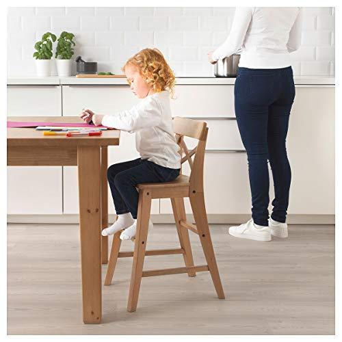 IKEA INGOLF Junior - Silla de comedor (anticuadas)