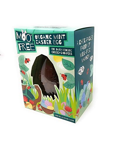 Moo Free Dairy Free Premium Cool Mint Easter Egg
