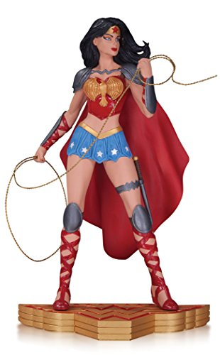 DC Comics Wonder Woman Art of War Statue par David Finch
