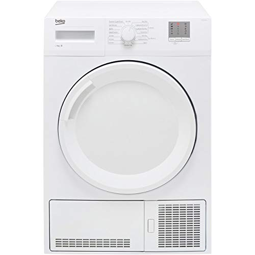Beko DTGC9100W 9kg Condenser Tumble Dryer - White