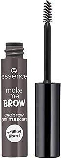 Essence Make Me Brow Eyebrow Gel Mascara, 04 Ashy Brows