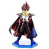 LQH 20 cm Dragon Ball Z Action Figure Vegeta King Il Padre di Vegeta Modello Doll of Saiyan per Bambini