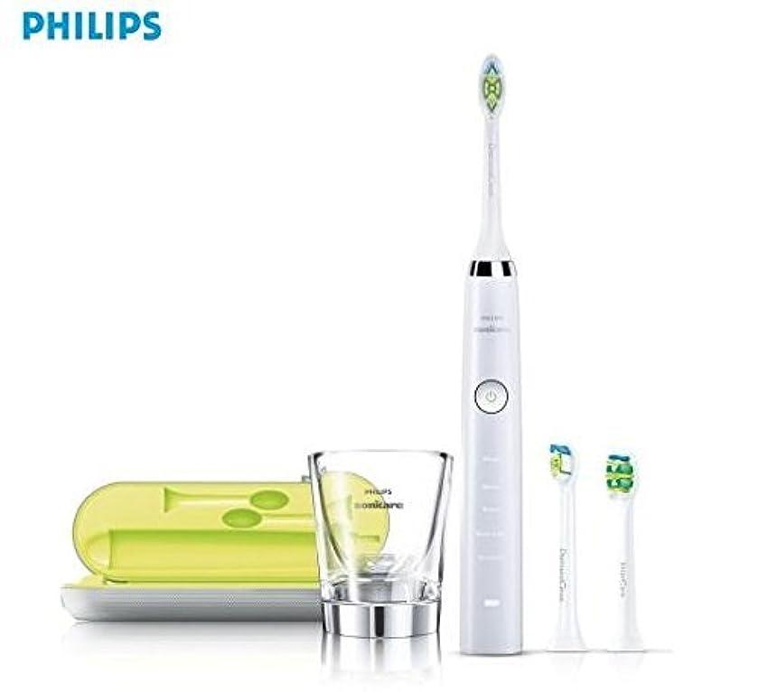 国民科学的リーダーシップソニッケアー 電動歯ブラシ(ホワイト)PHILIPS sonicare ダイヤモンドクリーン HX9335/05