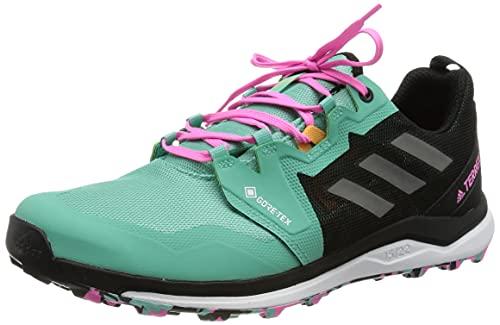 adidas Terrex Agravic GTX, Zapatillas de Trail Running Hombre, MENACI/Gricua/ROSCHI, 44 EU