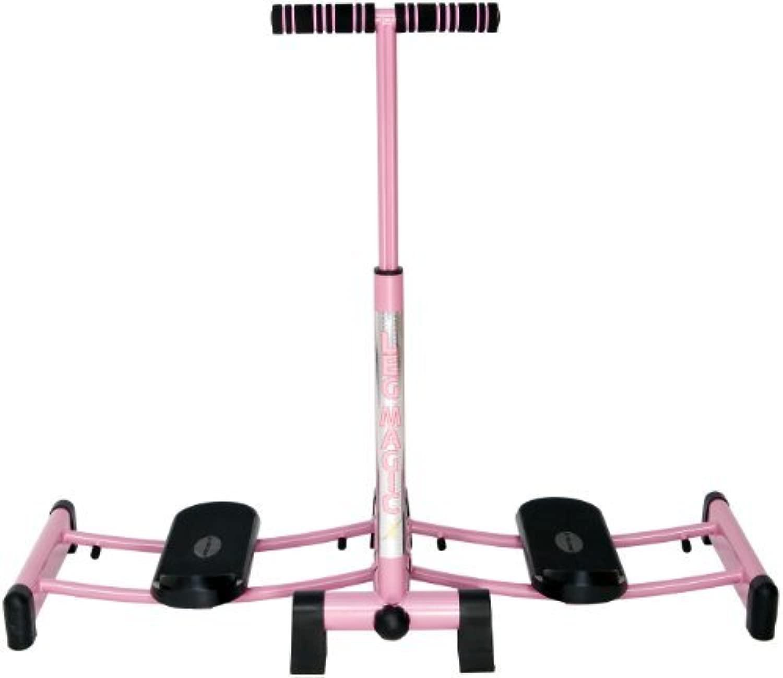 オークローン エクササイズマシン LEGMAGIC X レッグマジック ピンク ラズベリーピンク