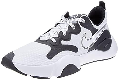 Nike Speedrep, Zapatillas para Correr Mujer, White White White Black, 43 EU