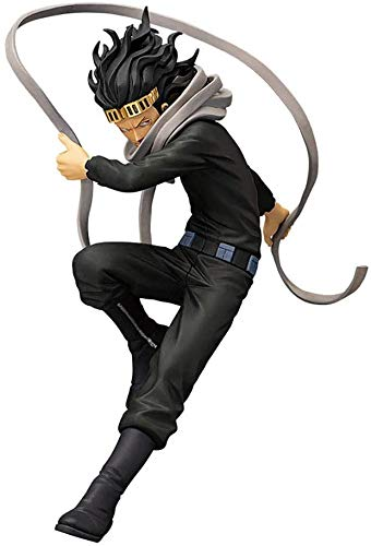 YSD My Hero Academia: Fantastic Hero Vol.6 Aizawa Shota doll Luxurious action figure with realistic facial details, iconic equipment and accessories